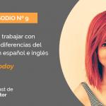 Transcreación, trabajar con agencias y las diferencias del copywriting en español e inglés con María Godoy